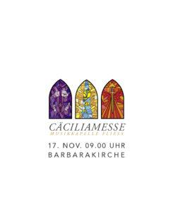 Cäciliamesse @ Barbarakirche Fliess